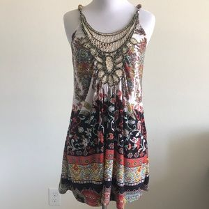 Boho dress Veronica M Size Medium